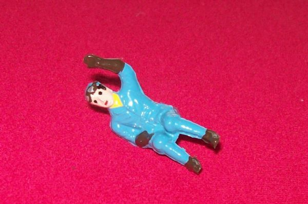 CORGI TOYS 266 Chitty figure plastic man (Caractacus Potts)